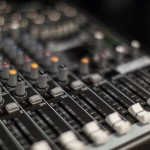 Mackie Pro FX 8 channel mixer